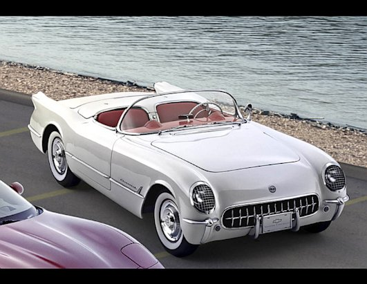 60th Anniversary of the Chevrolet Corvette