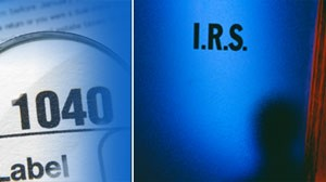 Those with incomes below $200,000 had a greater chance of avoiding IRS audits in the 2009 fiscal year.