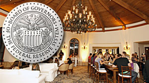 Photo: Fed Under Fire: Meetings at High-Priced Resorts: Federal Reserve Held Retreats at Expensive Hotels; Like Bailed-Out Corporations?
