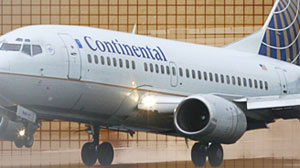 Continental says Pilots cashed in on sham divorces