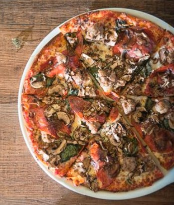 California Pizza Kitchen and Other Gluten-Free Menu Items Photos ...