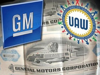 UAW and Obama