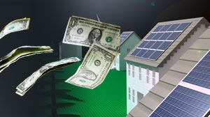 regulators are warning individual investors to be careful of a green energy investment scams that appear to be on