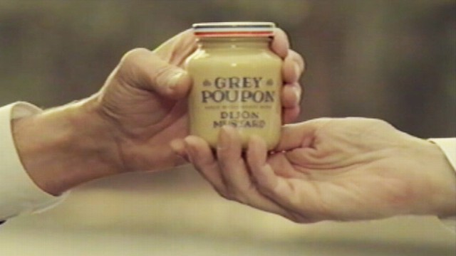 VIDEO: Grey Poupon revises its 1981 Pardon Me TV commercial.