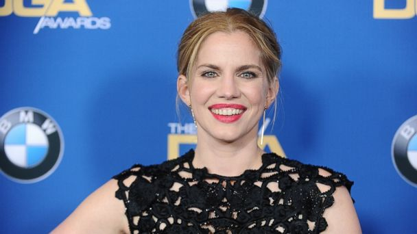 PHOTO: Anna Chlumsky attends the 69th annual Directors Guild of America Awards at The Beverly Hilton Hotel, Feb. 4, 2017, in Beverly Hills, Calif.