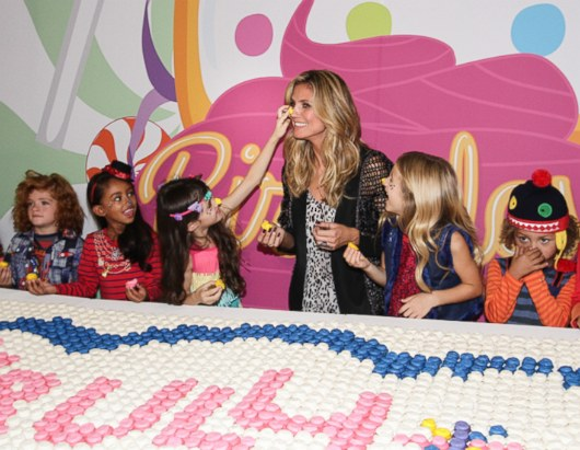 Heidi Klum Presents Kids Fashion Week