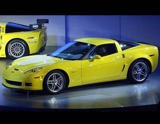 Corvette 60th Anniversary