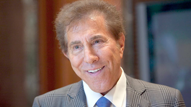 PHOTO: Steve Wynn, speaks during an interview in Macau, China, May 14, 2011.