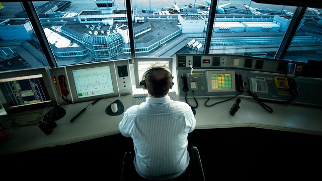 Air Traffic Controller majors with the best job outlook
