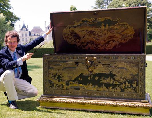 Wooden Chest Auctioned for $9.5 Million