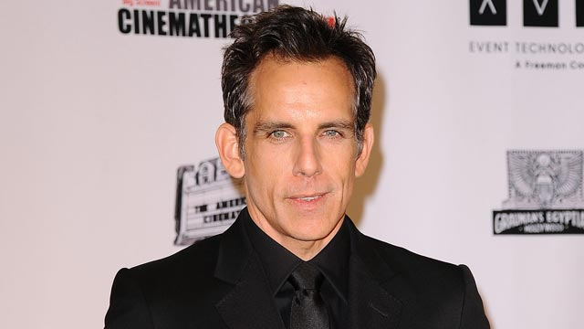 PHOTO: Ben Stiller attends the American Cinematheque 26th annual award presentation at The Beverly Hilton Hotel on Nov. 15, 2012, in Beverly Hills, Calif.