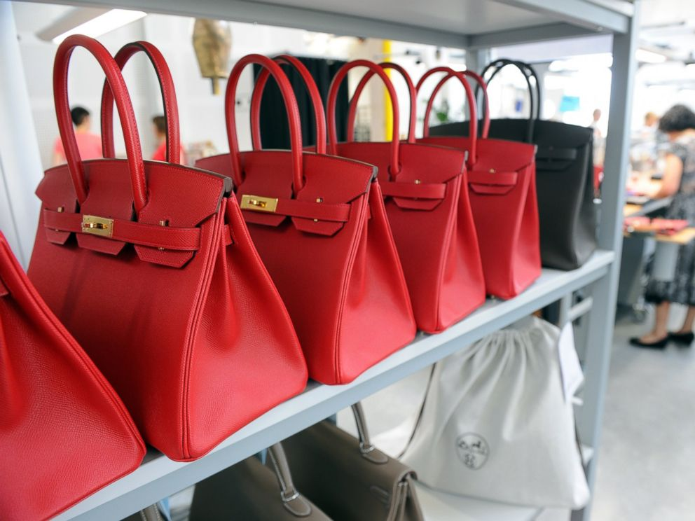 kelly birkin bag - How a Supermodel Inspired the Luxury Hermes Birkin Bag - ABC News