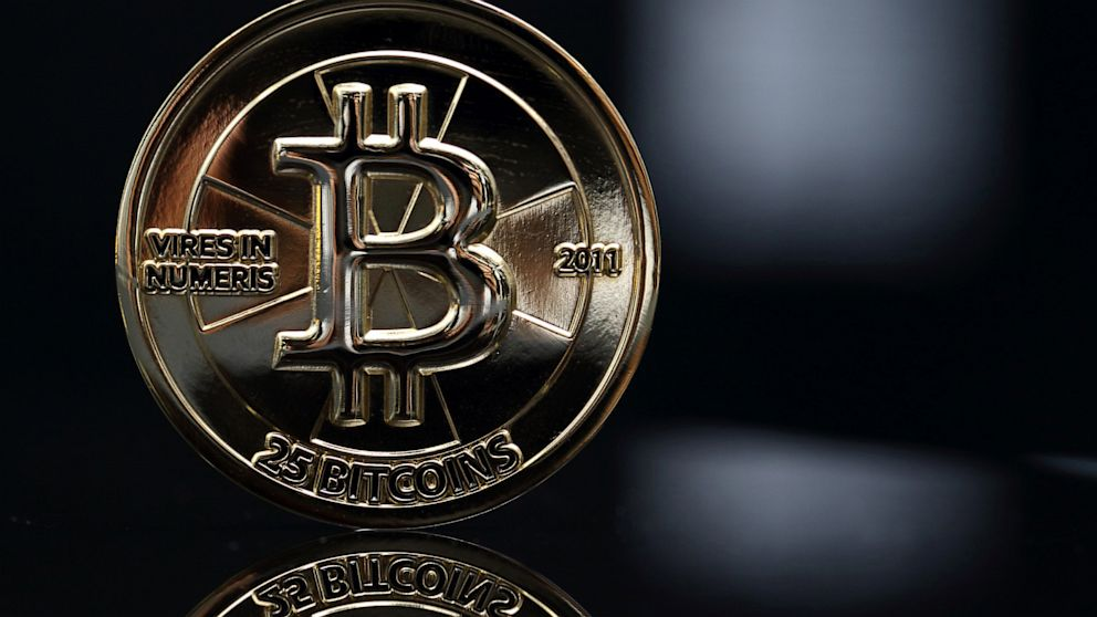 PHOTO: Bitcoin
