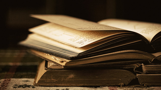 PHOTO: Books