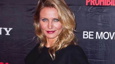 PHOTO: Actress Cameron Diaz attends the premiere of the American film Nuestro Video Prohibido at Cinepolis Universidad Cinema on July 30, 2014 in Mexico City, Mexico.