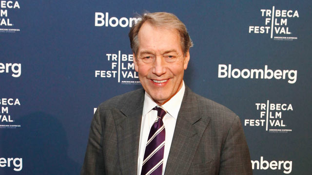 PHOTO: Charlie Rose attends the Bloomberg Panel & Reception during the 2012 Tribeca Film Festival at the Bloomberg April 23, 2012 in New York City.