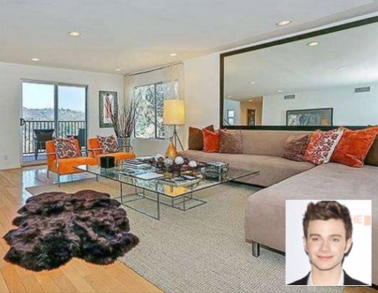 Glee's Chris Colfer Sells L.A. Home for $945,000
