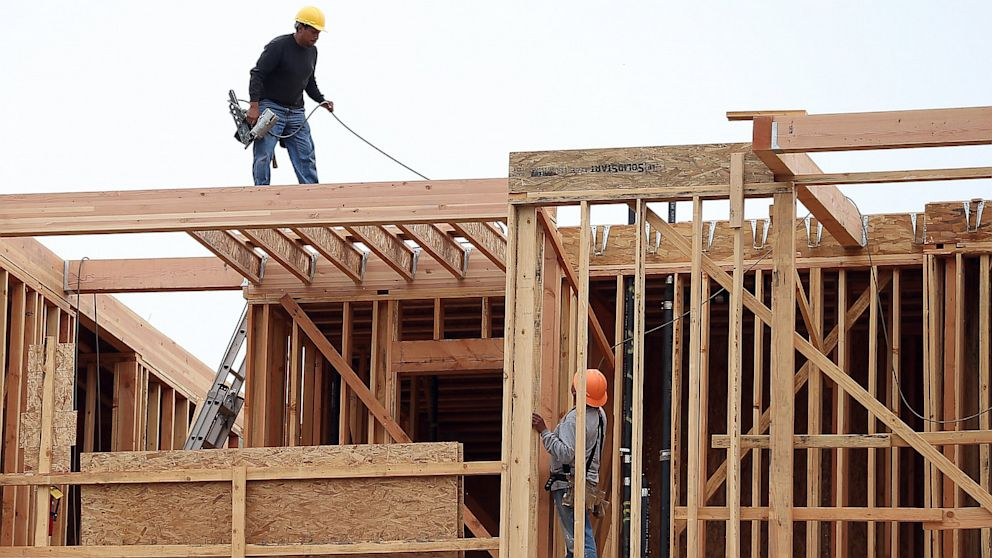 July jobs report disappoints abc news for Building a house in idaho