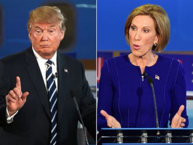 Trump Mocks Cruz Over Fiorina's Fall: 'Even I Would Have Helped Her'