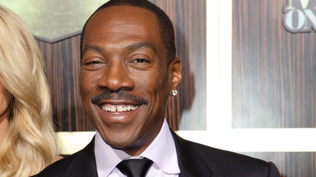 "PHOTO: Eddie Murphy arrives to Spike TV's ""Eddie Murphy: One Night Only"" at Saban Theatre on Nov. 3, 2012, in Beverly Hills, Calif."
