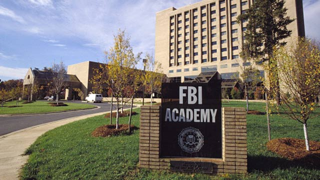 PHOTO: FBI Academy