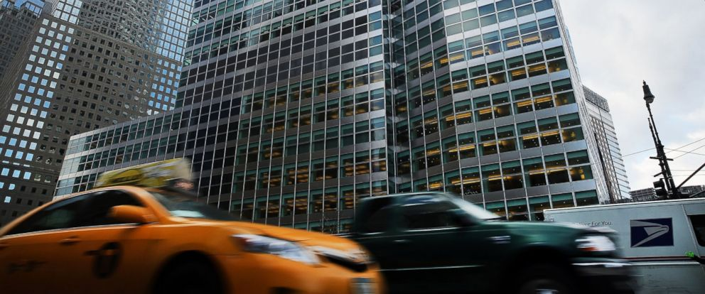 PHOTO: The Manhattan headquarters of Goldman Sachs pictured on Jan. 16, 2015 in New York.