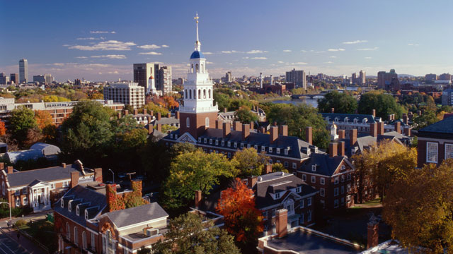 PHOTO: Harvard University