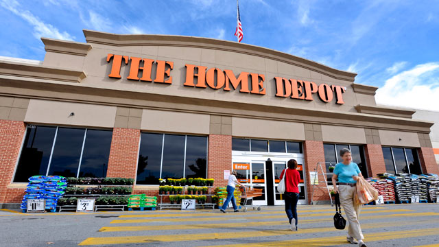 Nine companies that are hiring now abc news for Shop home depot