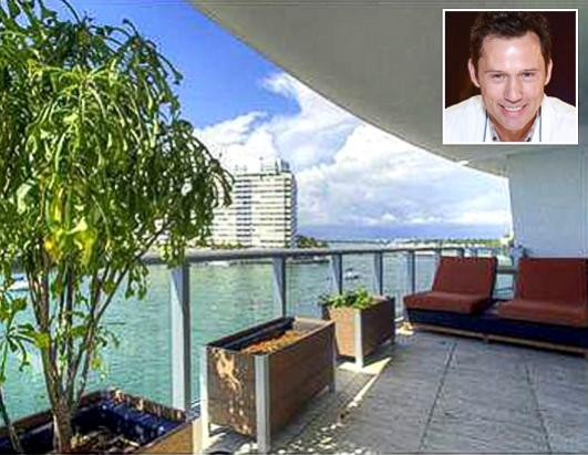 Burn Notice's Jeffrey Donovan Lists Miami Home