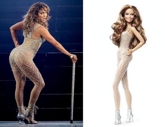 Mattel launches J.Lo version of Barbie