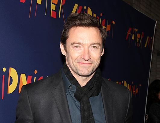 Hugh Jackman Auctions Personalized Voicemail For Charity