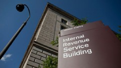 PHOTO: IRS Building