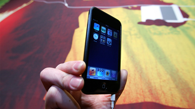 PHOTO: iPod Touch
