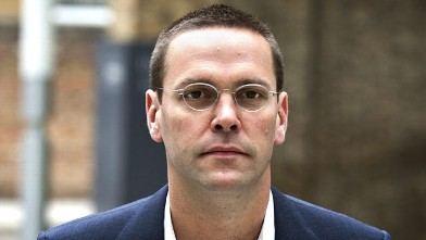 PHOTO: James Murdoch, shown in this July 13, 2011 file photo, has stepped down from his position as executive chairman of News International.