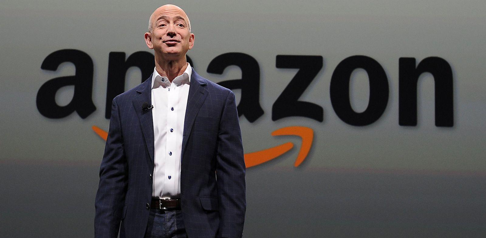 PHOTO: jeff Bezos