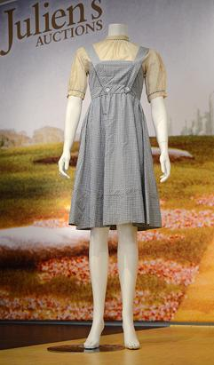 Judy Garland's 'Wizard of Oz' Dress Has Sold