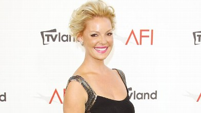 PHOTO: Katherine Heigl arrives at TV Land Presents: AFI Life Achievement Award honoring Shirley MacLaine held at Sony Studios on June 7, 2012 in Los Angeles, California.
