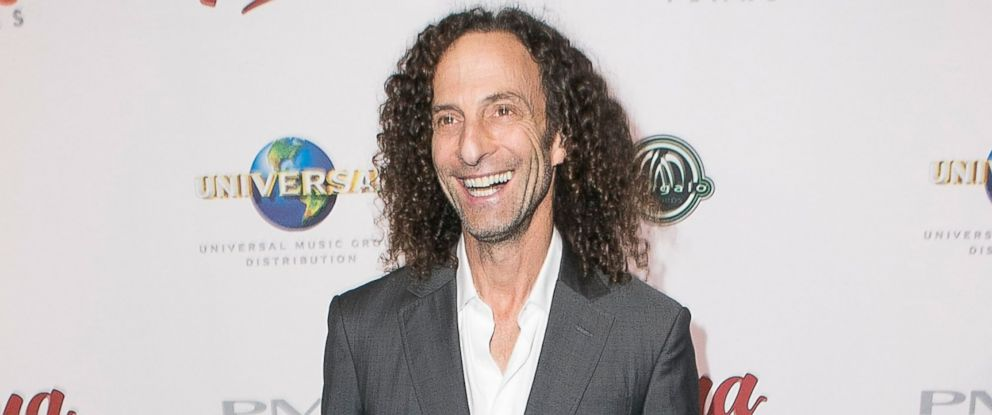 PHOTO: Kenny G attends the ISINA Collaboration Announcement at Capitol Recording Studios Holiday Party in Hollywood, Calif., Dec. 17, 2014.