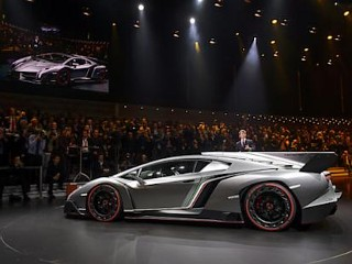 Photos: $3.9M Lamborghini Revealed