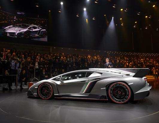 $3.9 Million Lamborghini Revealed