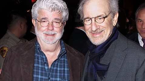gty lucas spielberg kb 130614 wblog Movie Theater Ticket Prices Could Reach $150, Says George Lucas