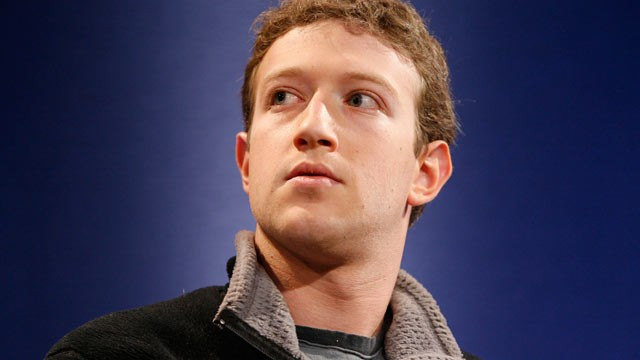 PHOTO: Mark Zuckerberg, founder of Facebook, participates in a discussion during the World Economic Forum in Davos, Switzerland, Jan. 25, 2007.