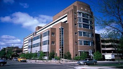 PHOTO: Business School, University of Michigan
