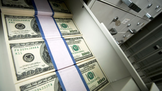 PHOTO: The City of Pasadena, California has more than a quarter of a million dollars worth of peoples missing money.