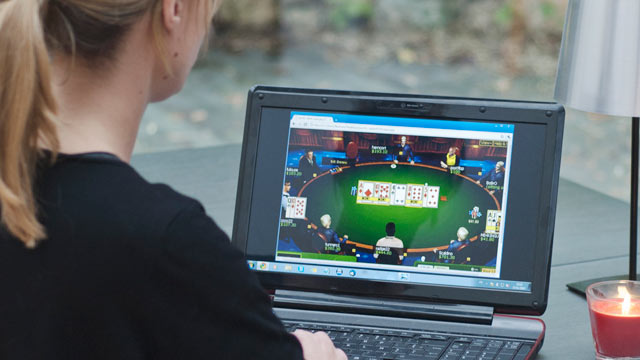 PHOTO: Congress is allowing legislation to languish that could bring significant new revenues to government: a draft bill by Senators Harry Reid (D. Nevada) and Jon Kyle (R. Arizona) that would regulate online poker.