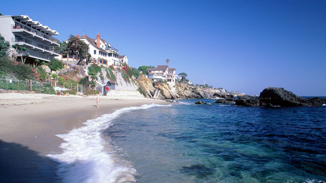 PHOTO: Woods Cove Beach, Laguna Beach, CA