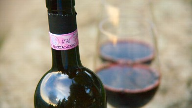 PHOTO: Nothing could be easier than a personalized wine bottle, especially since the wine itself makes a great gift.