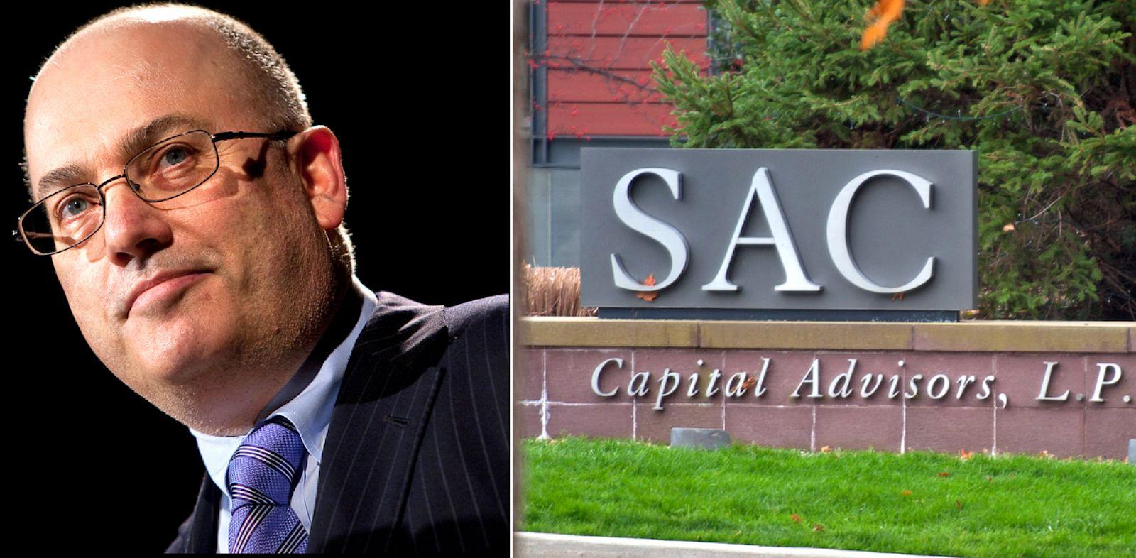 PHOTO: Steven A. Cohen, SAC Capital