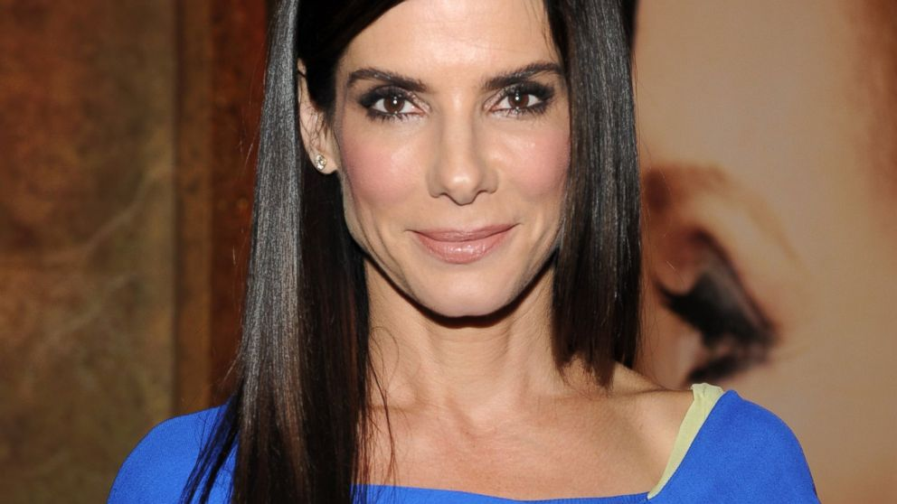 PHOTO Actress Sandra Bullock Sandra Bullock
