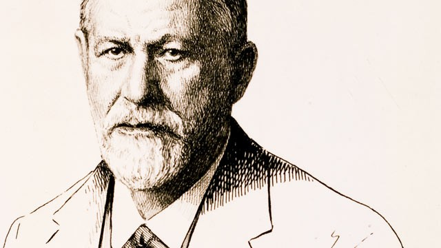 PHOTO: Austrian psychiatrist and neurologist Sigmund Freud is shown here.